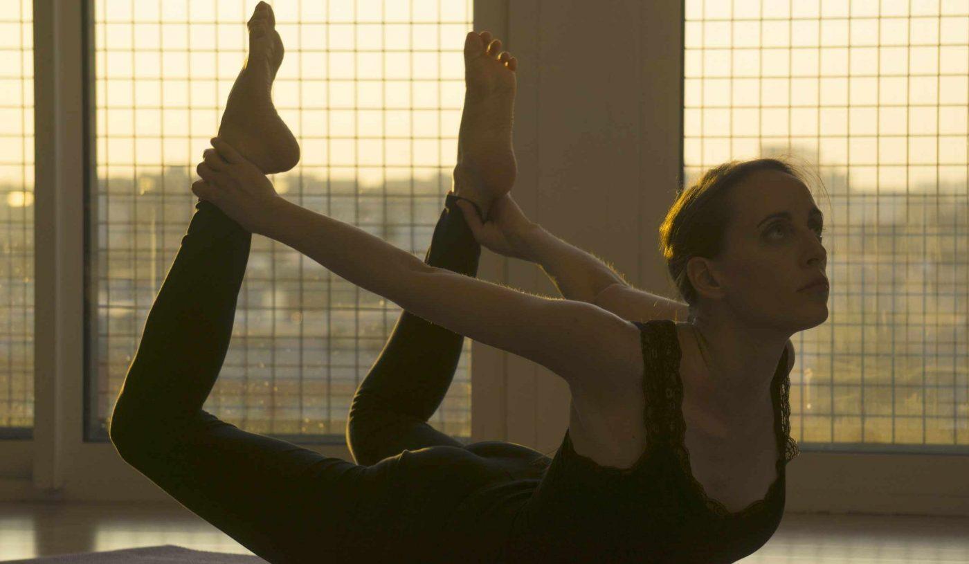Un mese senza yoga: ecco com'è cambiato il mio corpo